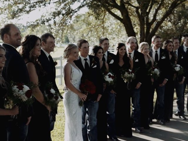 Jess and Ilyssa's Wedding in Fort Worth, Texas 7