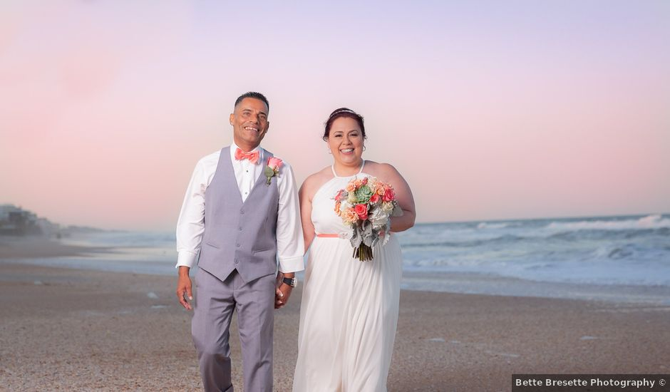 Herminio and Jackie's Wedding in Saint Augustine, Florida