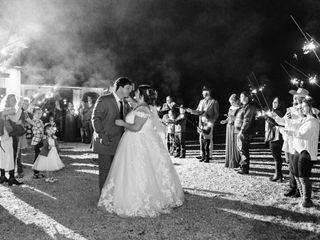 The wedding of Meagan Coberley and Caleb Raine 2