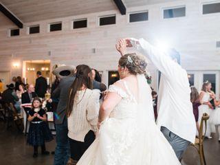 The wedding of Meagan Coberley and Caleb Raine 3