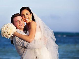 The wedding of Edwin and Sarah 1