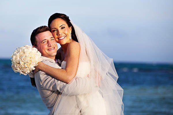 The wedding of Edwin and Sarah