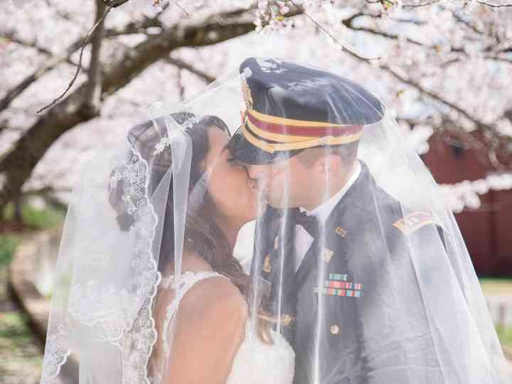 The wedding of Andrew and Quianna