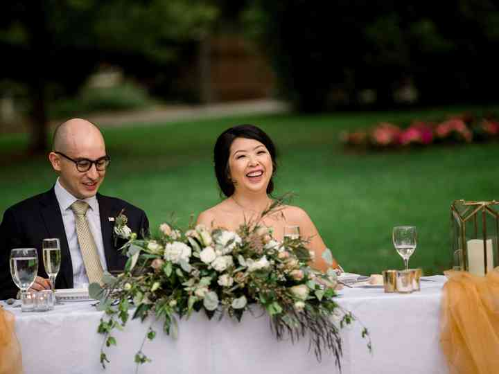 The wedding of Koy and Daniel
