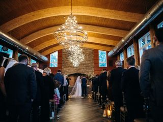 The wedding of Kaitlyn and David 1