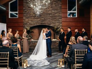 The wedding of Kaitlyn and David 2