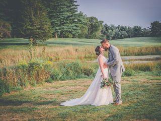 The wedding of Sarah and Josh 1