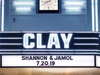 The wedding of Shannon and Jamol 1