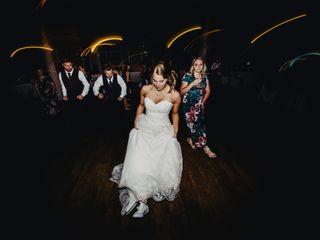 The wedding of Ben and Jade 1