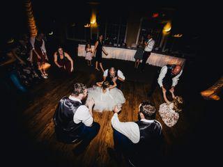 The wedding of Ben and Jade 2