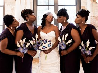 Nakita and Aaron's Wedding in Charleston, South Carolina 8