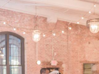 Nakita and Aaron's Wedding in Charleston, South Carolina 17