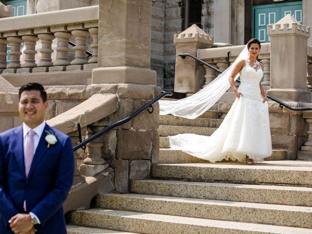 Sam and Bao's Wedding in Chicago, Illinois 20