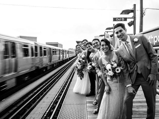 Sam and Bao's Wedding in Chicago, Illinois 34