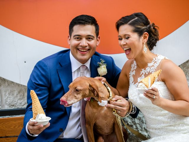 Sam and Bao's Wedding in Chicago, Illinois 35