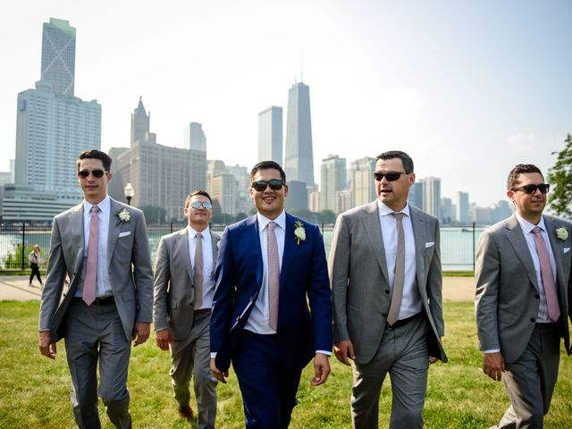 Sam and Bao's Wedding in Chicago, Illinois 42