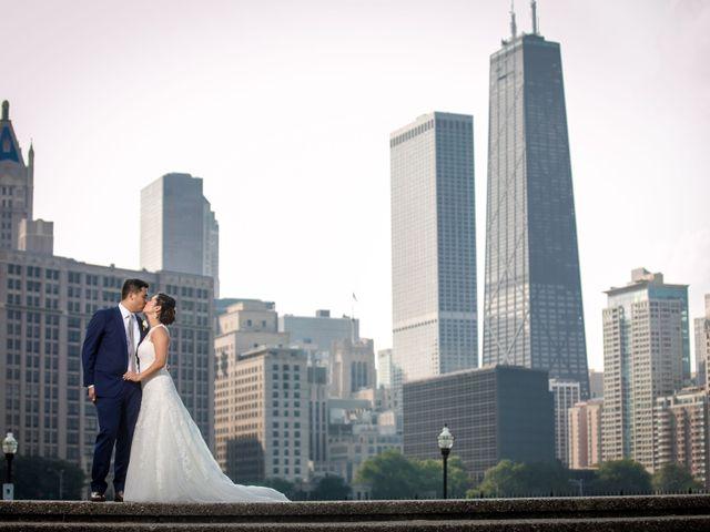 Sam and Bao's Wedding in Chicago, Illinois 44