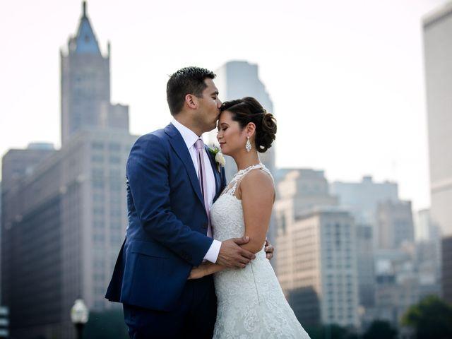 Sam and Bao's Wedding in Chicago, Illinois 45