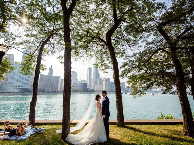 Sam and Bao's Wedding in Chicago, Illinois 46
