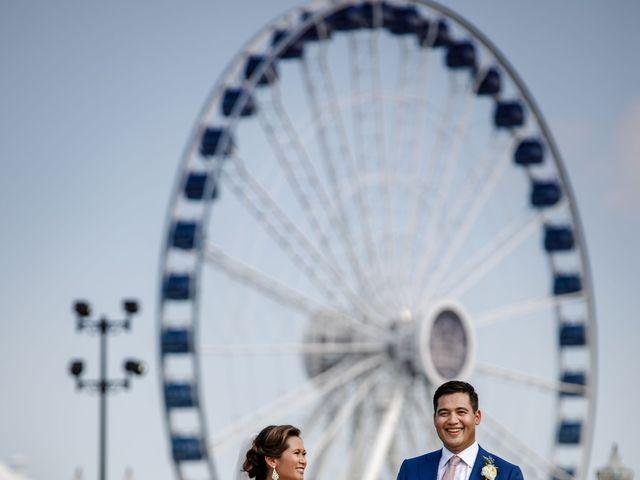 Sam and Bao's Wedding in Chicago, Illinois 47