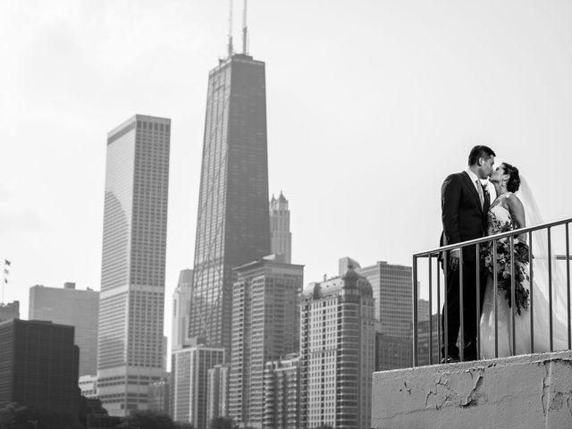 Sam and Bao's Wedding in Chicago, Illinois 48