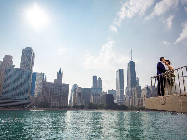 Sam and Bao's Wedding in Chicago, Illinois 49