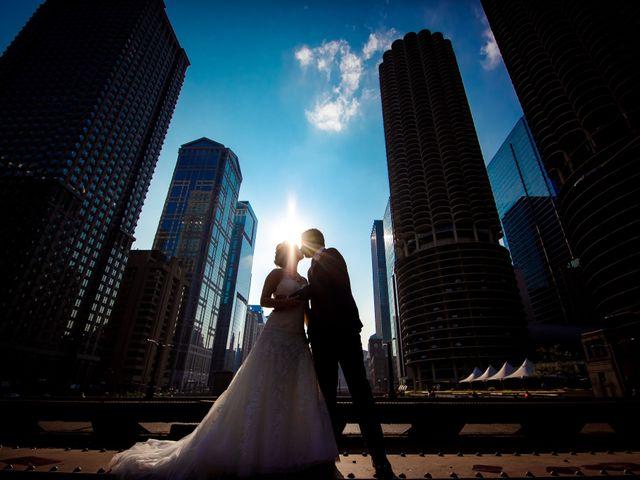 Sam and Bao's Wedding in Chicago, Illinois 50