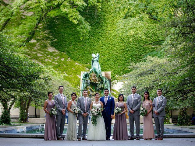 Sam and Bao's Wedding in Chicago, Illinois 52