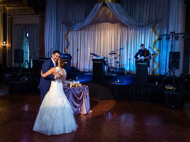 Sam and Bao's Wedding in Chicago, Illinois 55