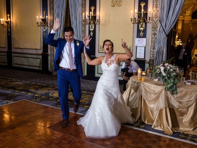 Sam and Bao's Wedding in Chicago, Illinois 65