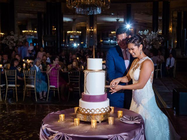 Sam and Bao's Wedding in Chicago, Illinois 67