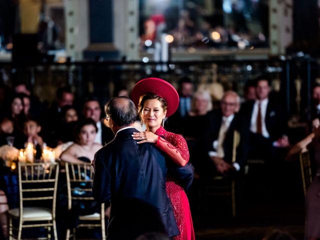 Sam and Bao's Wedding in Chicago, Illinois 78