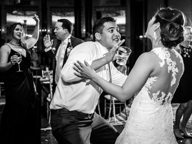 Sam and Bao's Wedding in Chicago, Illinois 88