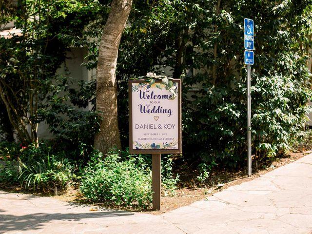Daniel and Koy's Wedding in Moraga, California 1