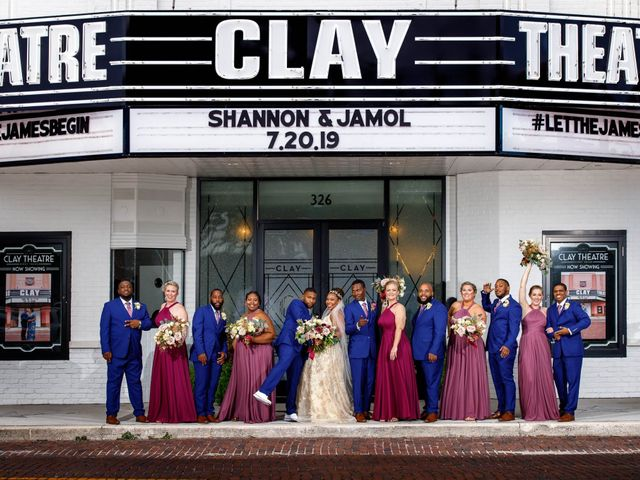 Jamol and Shannon's Wedding in Green Cove Springs, Florida 64