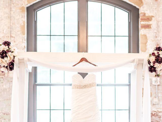 Nakita and Aaron's Wedding in Charleston, South Carolina 4