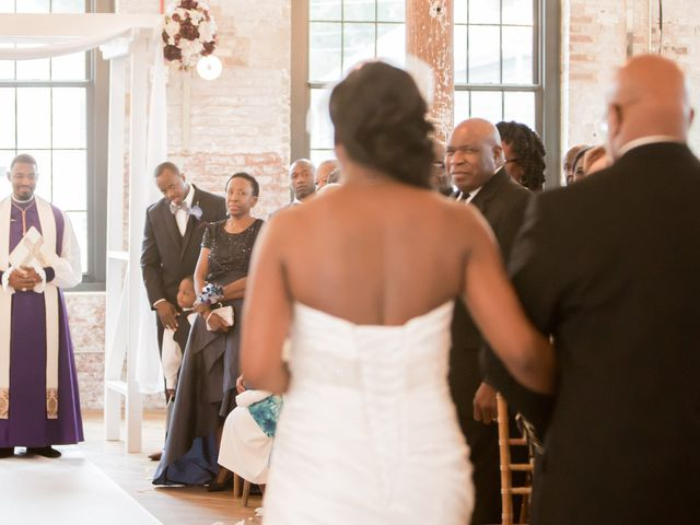 Nakita and Aaron's Wedding in Charleston, South Carolina 11