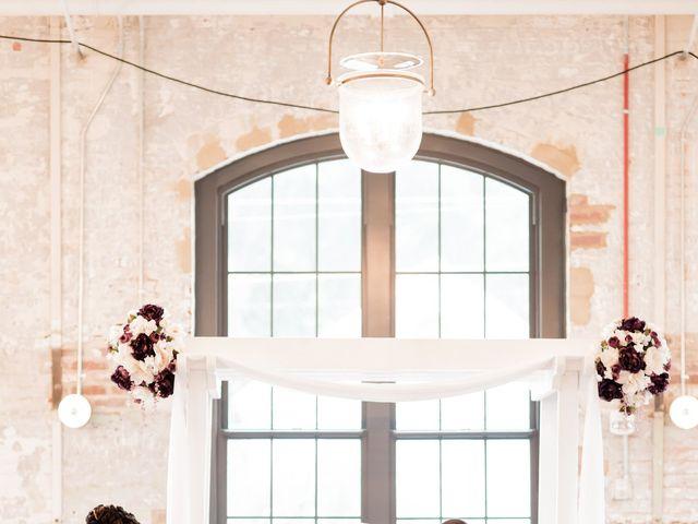 Nakita and Aaron's Wedding in Charleston, South Carolina 12