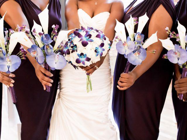 Nakita and Aaron's Wedding in Charleston, South Carolina 9