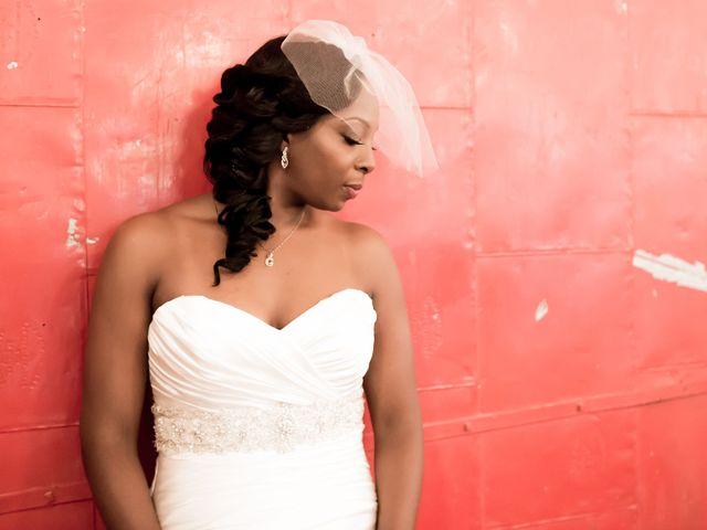 Nakita and Aaron's Wedding in Charleston, South Carolina 7