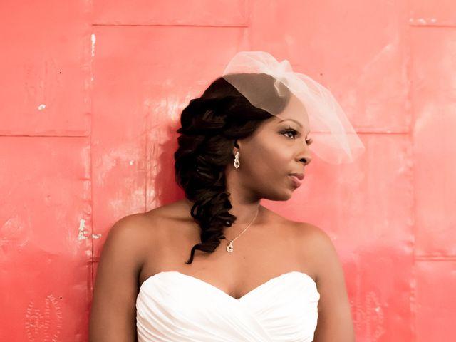 Nakita and Aaron's Wedding in Charleston, South Carolina 6