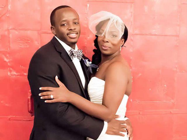 The wedding of Aaron and Nakita