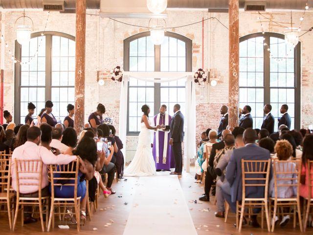 Nakita and Aaron's Wedding in Charleston, South Carolina 13