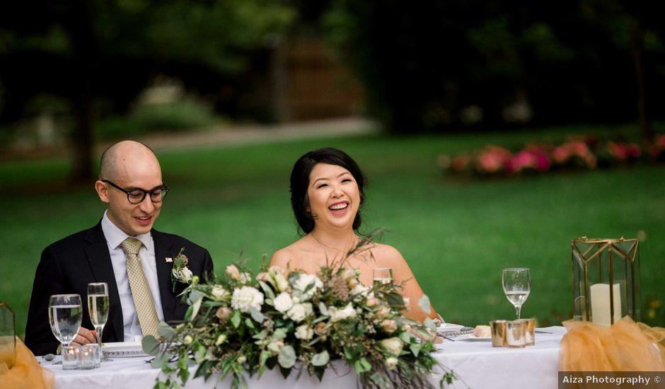 Daniel and Koy's Wedding in Moraga, California
