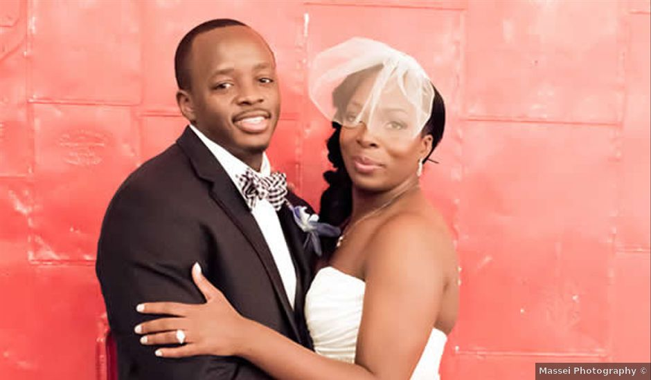 Nakita and Aaron's Wedding in Charleston, South Carolina