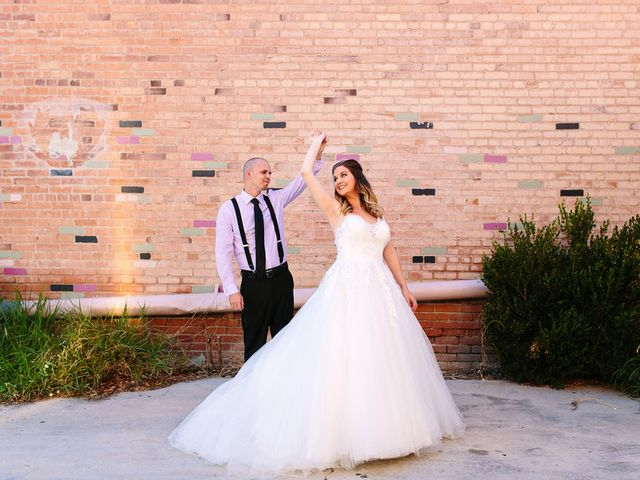 Breanna and Chris's Wedding in Mesa, Arizona 15