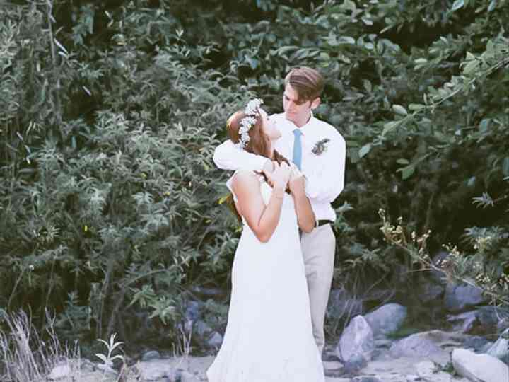 The wedding of Ryan and Natalie