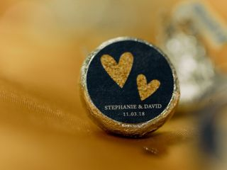 The wedding of Stephanie and David 3