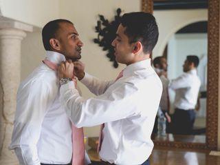 The wedding of Aidi and Newaf 3
