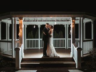 The wedding of Lindsay and Pawel